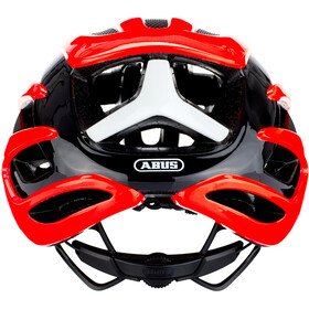 ABUS AirBreaker Cykelhjelm, shrimp orange